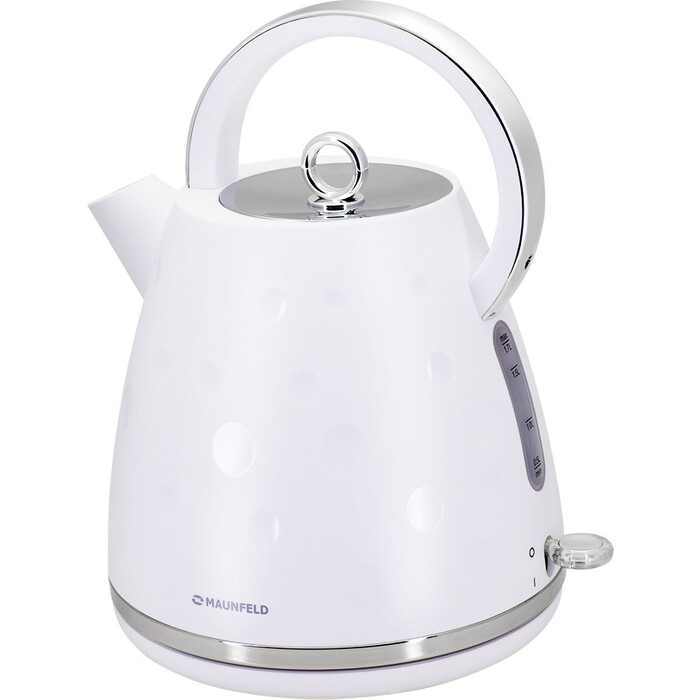 Чайник электрический MAUNFELD MFK-647WH