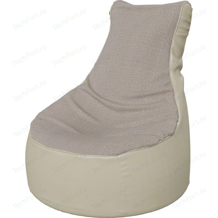 Банкетка - кресло Гранд Кволити 6-5110 викинг бежевый