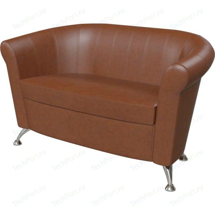 Диван Гранд Кволити Лагуна 6-5156 коричневый