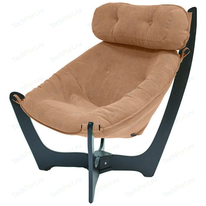 Кресло для отдыха Мебель Импэкс МИ Модель 11 венге, обивка Verona Vanilla кресло глайдер мебель импэкс balance 3 натуральное дерево verona vanilla