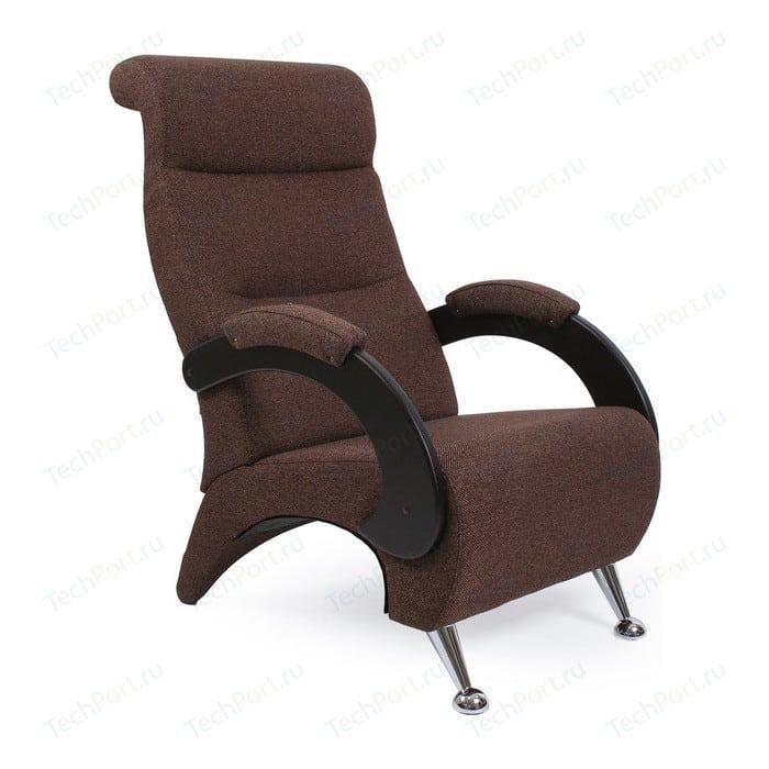 Кресло для отдыха Мебель Импэкс МИ Модель 9-Д венге, обивка Malta 15A растение хамедорея элеганс д 9