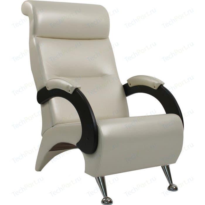 Кресло для отдыха Мебель Импэкс МИ Модель 9-Д венге, обивка Oregon perlamytr 106