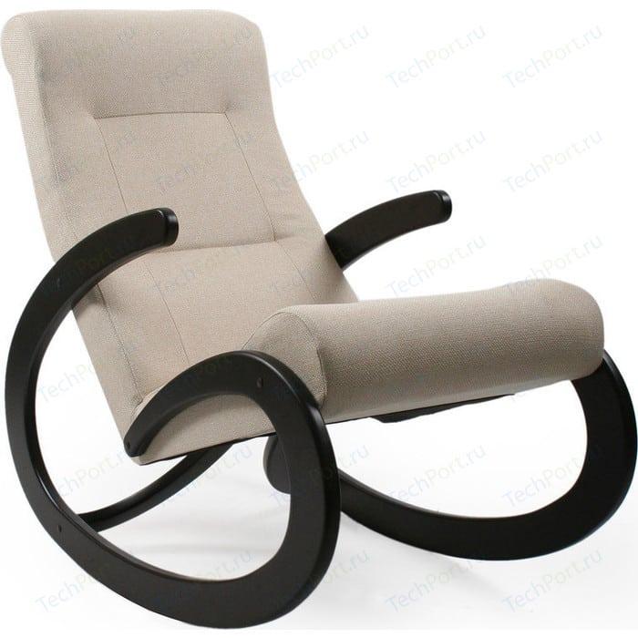 Кресло-качалка Мебель Импэкс МИ Модель 1 венге, обивка Malta 01 А