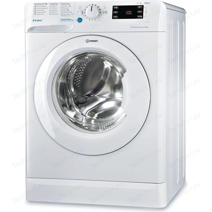 Стиральная машина Indesit BWSE 61051 машина стиральная indesit bwsb 61051 6кг 1000об 42 5см бел