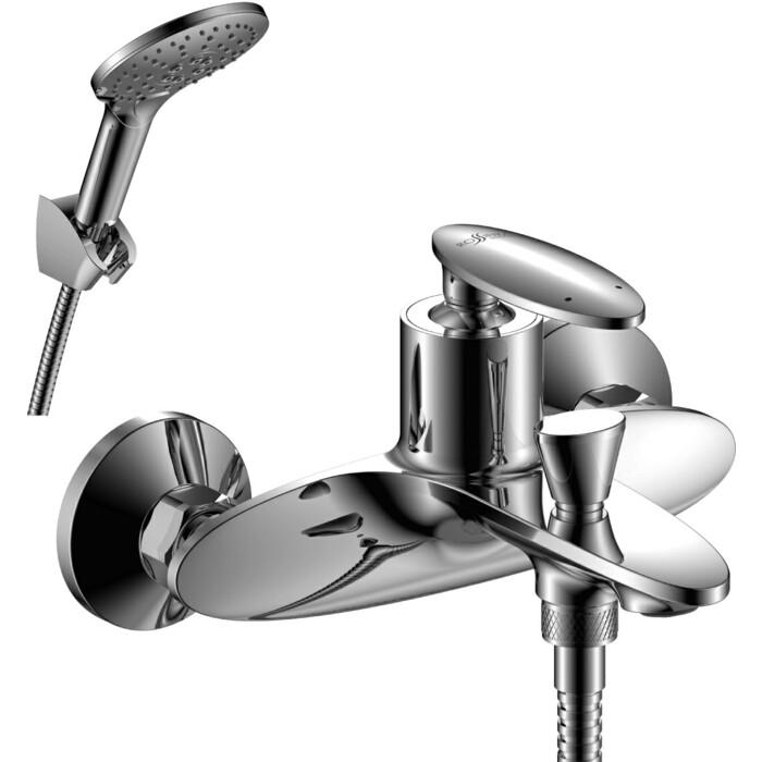 Смеситель для ванны Rossinka (RS30-31)