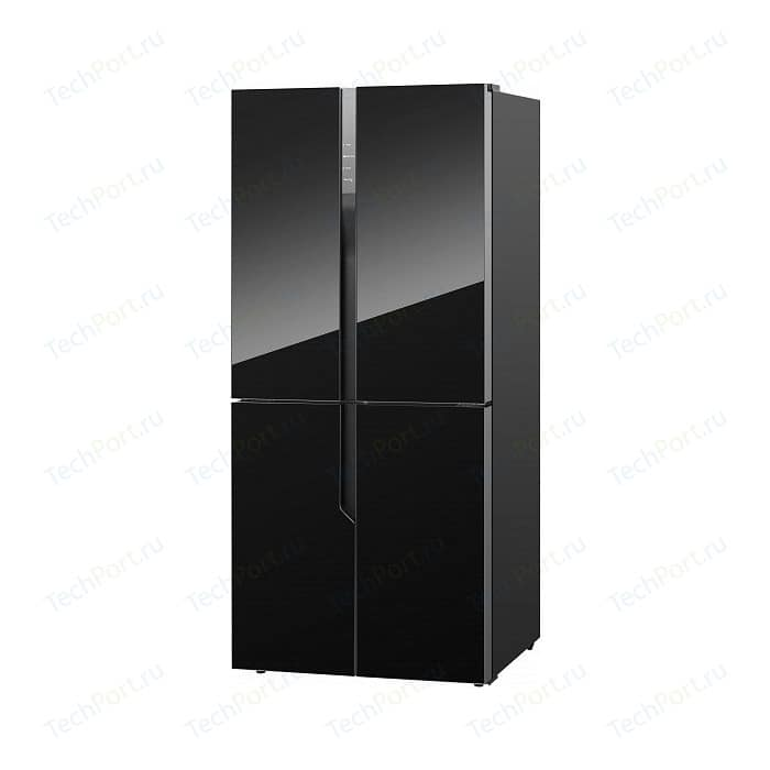 Холодильник Hisense RQ-56WC4SAB холодильник hisense rq 81wc4sac