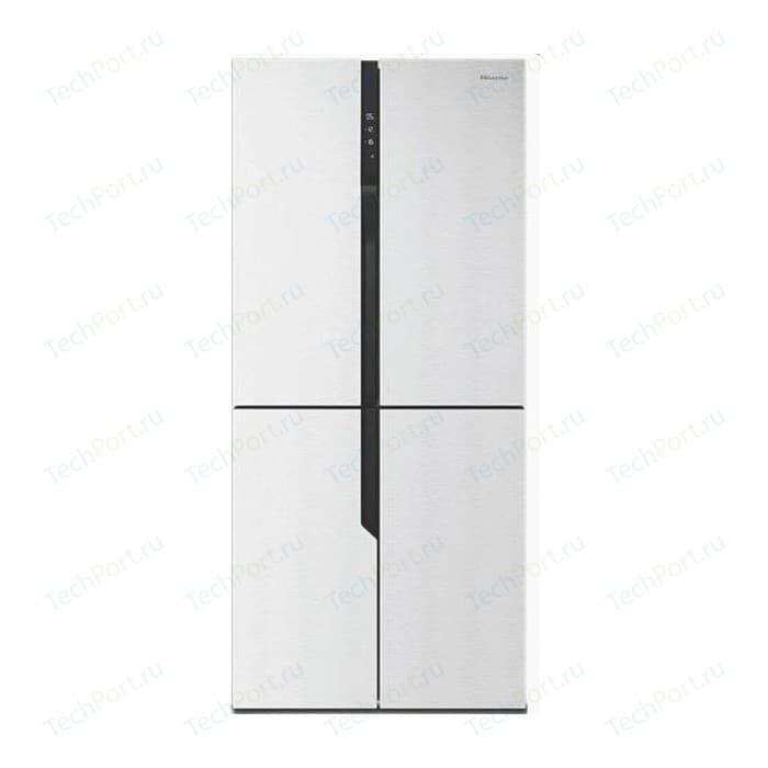 Холодильник Hisense RQ-56WC4SAW холодильник hisense rq 81wc4sac
