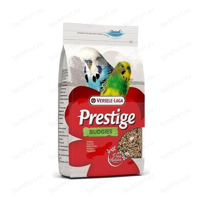 Корм VERSELE-LAGA Prestige Budgies для волнистых попугаев 20кг
