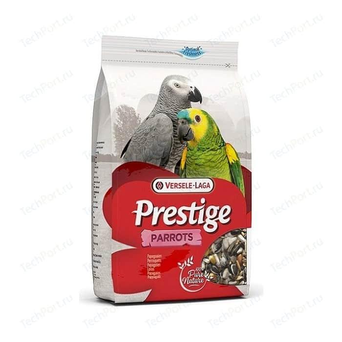 Корм VERSELE-LAGA Prestige Parrots для крупных попугаев 15кг
