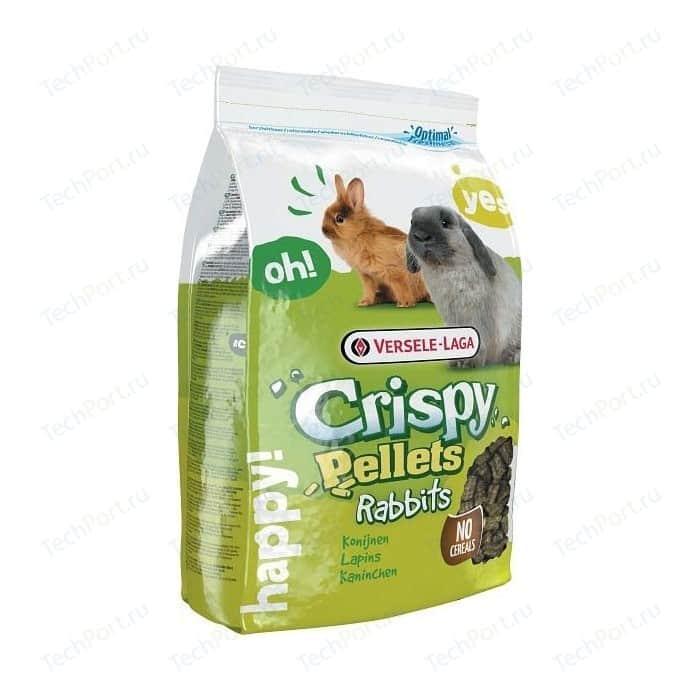 Корм VERSELE-LAGA Crispy Pellets Rabbits гранулированный для кроликов 2кг
