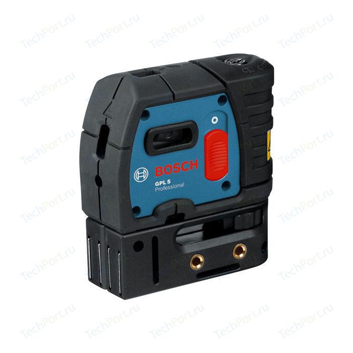 Фото - Лазерный отвес Bosch GPL 5 (0.601.066.200) точечный лазер bosch gpl 5 0601066200