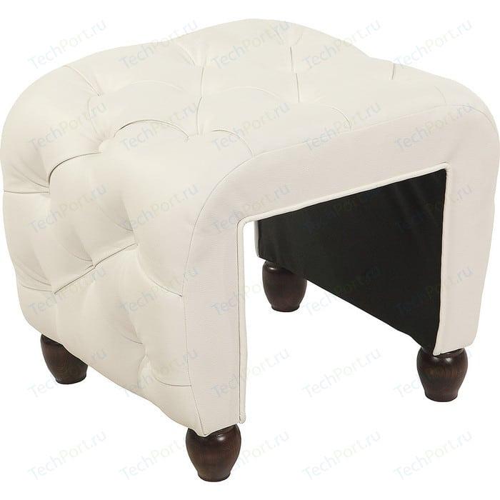 Банкетка Мебельстория Ария-1 белый