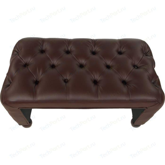 Банкетка Мебельстория Ария-2 коричневый