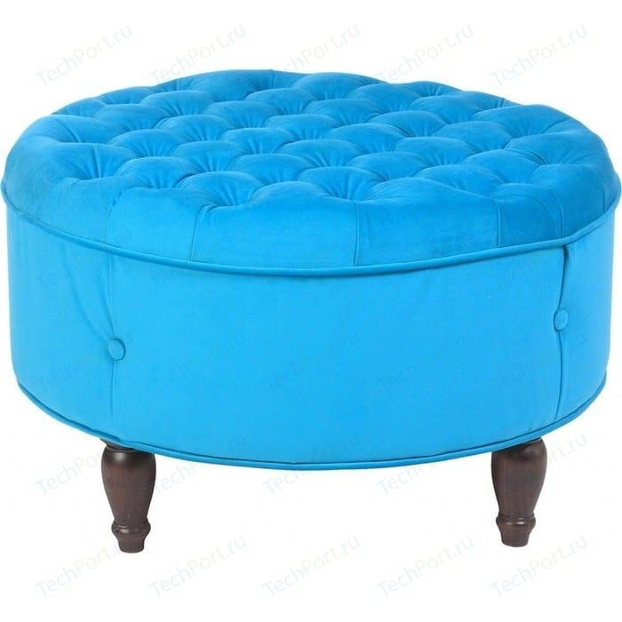Банкетка Мебельстория Рубина бирюзовый банкетка мебельстория октавия велюр бирюзовый
