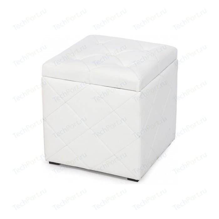 Пуф Мебельстория Ромби-2 белый