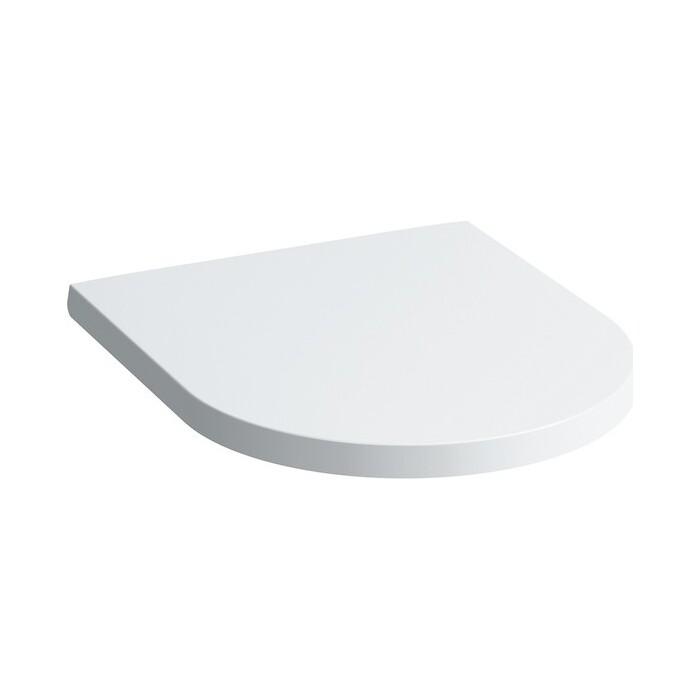 Сиденье для унитаза Laufen Kartell by с микролифтом, быстросъемное (8.9133.1.000.000.1)