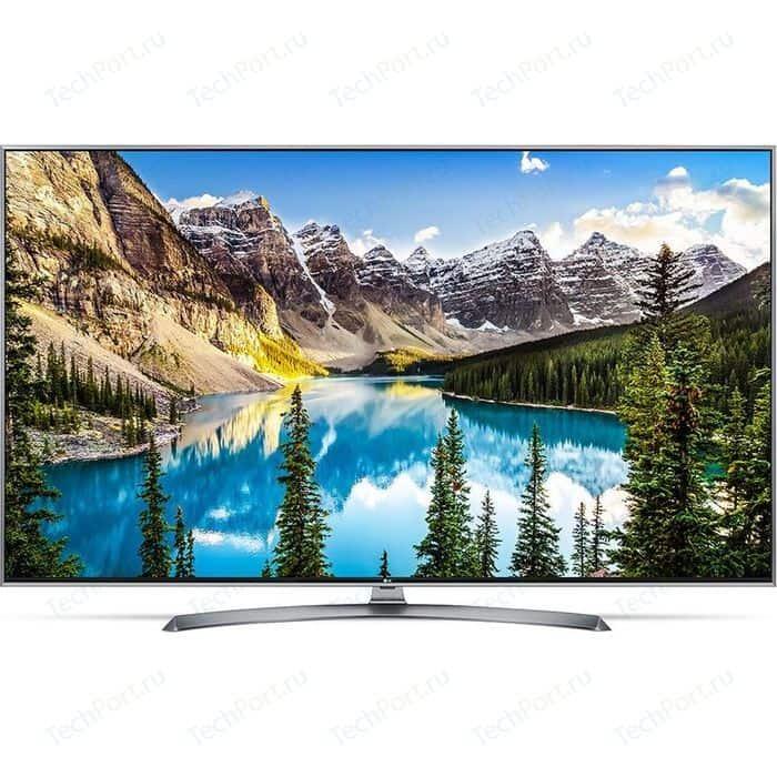 Фото - LED Телевизор LG 43UJ750V NanoCell led телевизор lg 32lj501u