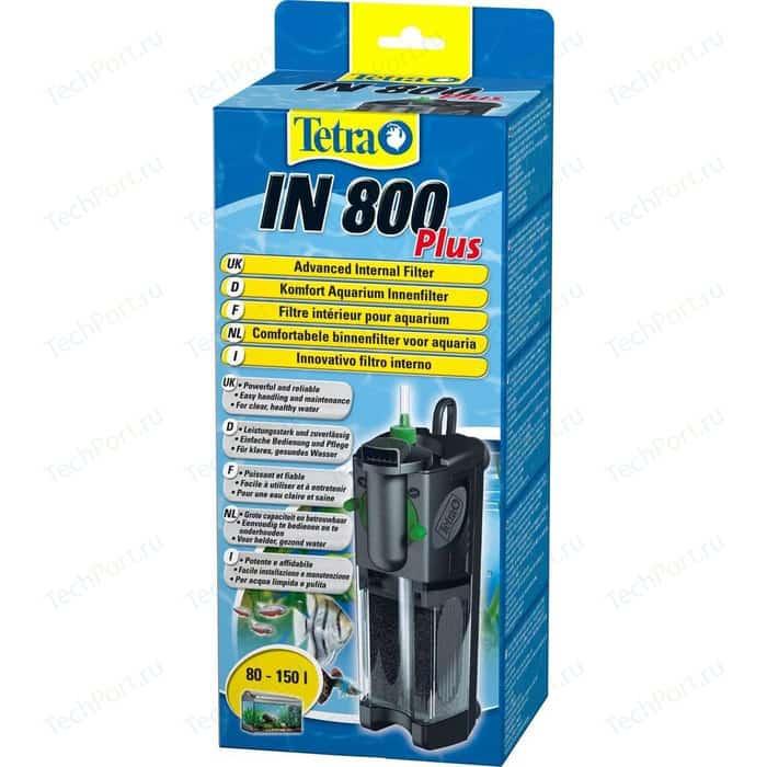 Фильтр Tetra IN 800 Plus Advanced Internal Filter внутренний для аквариумов до 150л