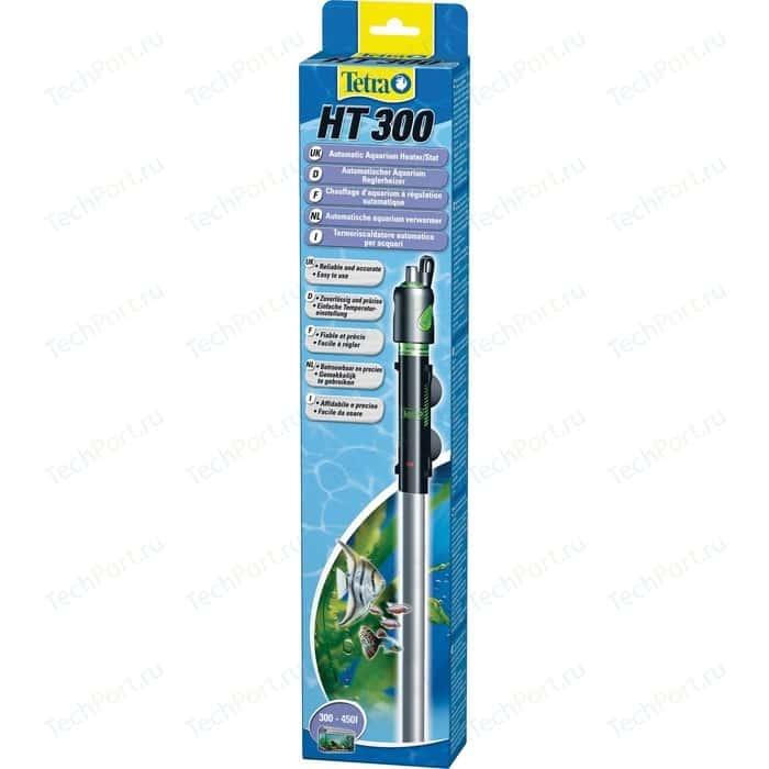Терморегулятор Tetra HT 300 Automatic Aquarium Heater/Stat 300Bт для аквариумов 300-450л