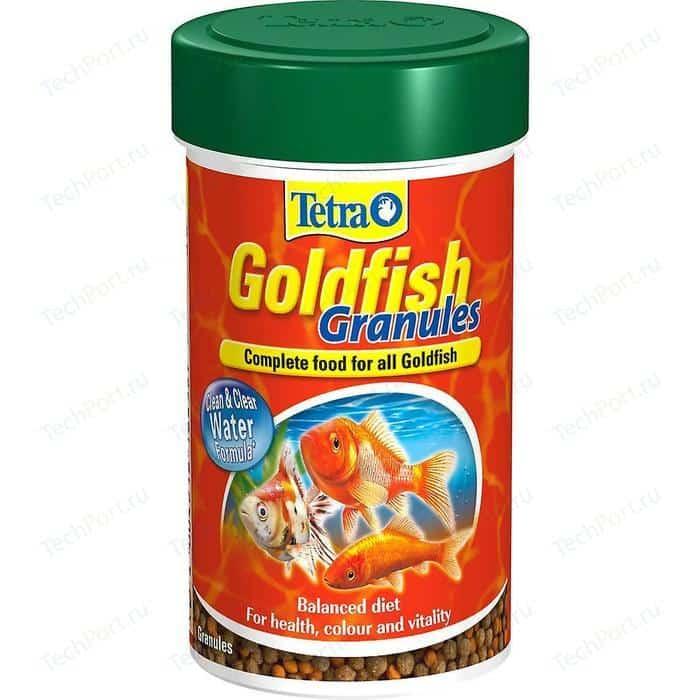 Корм Tetra Goldfish Granules Complete Food for All гранулы для золотых рыбок 500мл