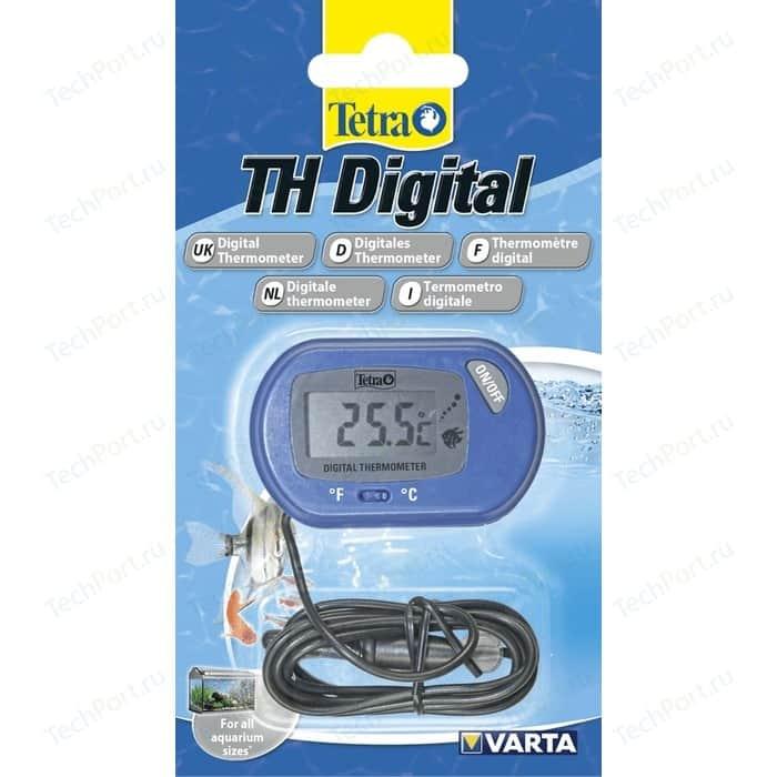 Термометр Tetra TH Digital Thermometer цифровой для точного измерения температуры воды в аквариуме