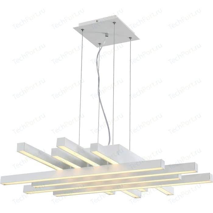 Подвесной светодиодный светильник Horoz Asfor белый 019-011-0085