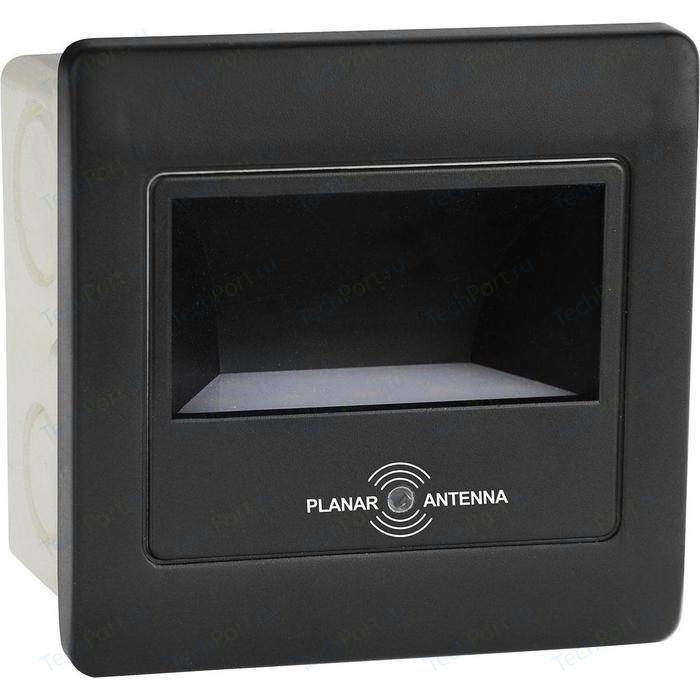 Встраиваемый светодиодный светильник Horoz 079-026-0002 черный