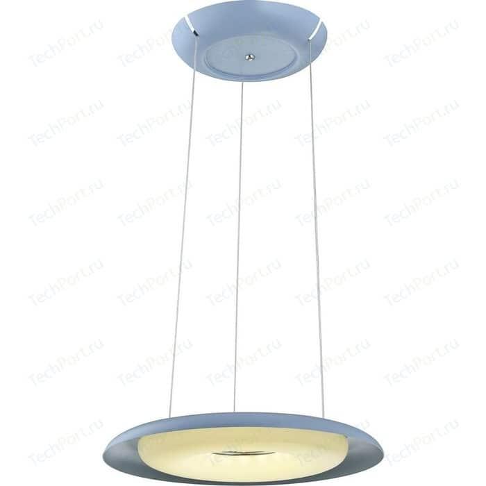 Подвесной светодиодный светильник Horoz Deluxe синий 019-012-0035