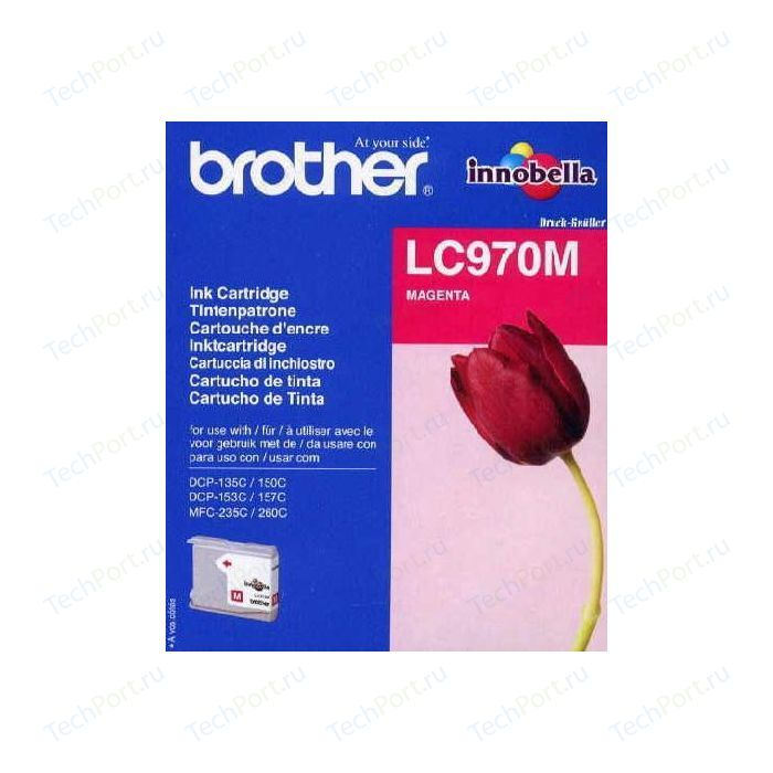 Картридж Brother LC970M