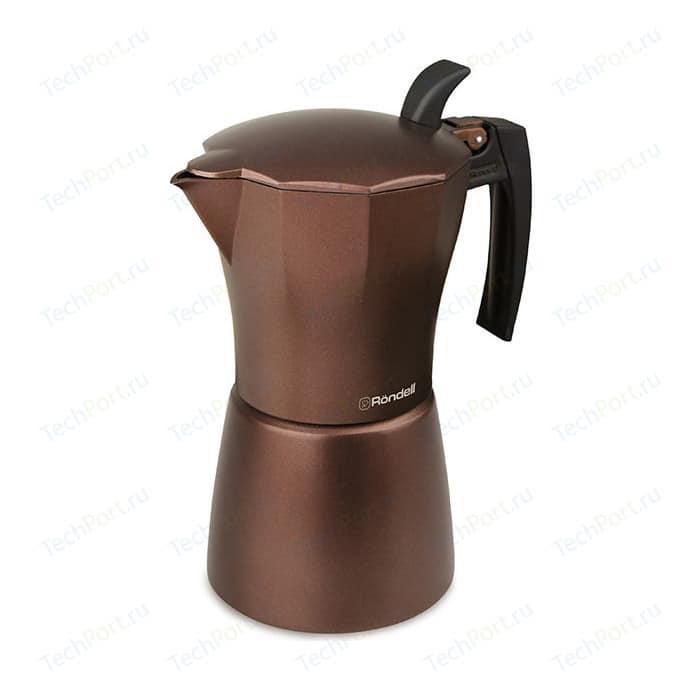 Кофеварка гейзерная на 9 чашек Rondell Kortado (RDA-399)