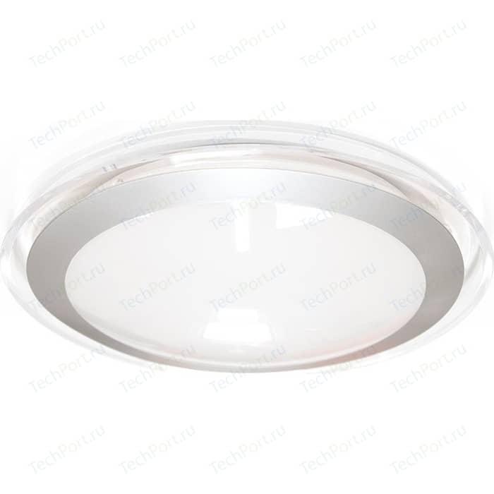 Потолочный светодиодный светильник Estares ALR-16 AC170-265V 16W d330*H70 мм Прозрачный / Холодный белый