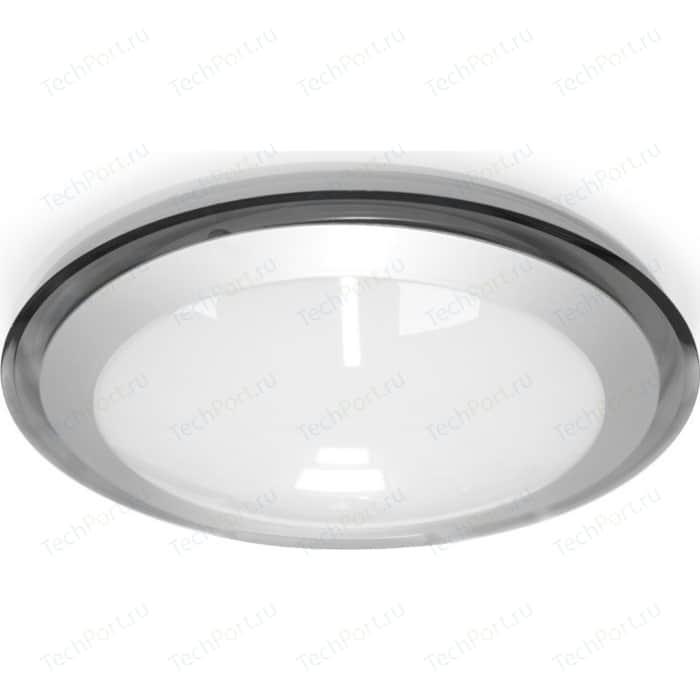 Потолочный светодиодный светильник Estares ALR-25 AC170-265V 25W d430*H90 мм Серый / Холодный белый