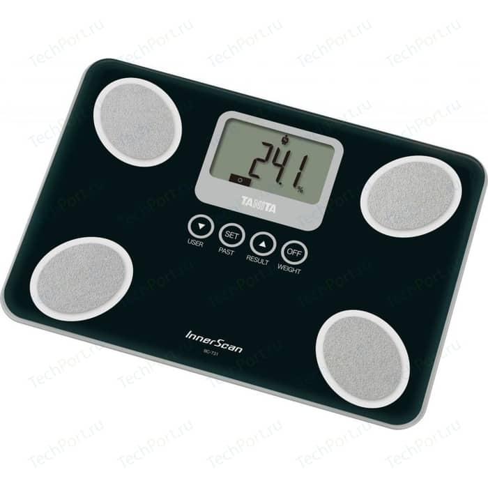 Весы напольные Tanita BC-731 BK