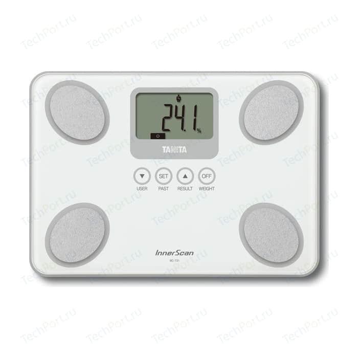 Весы напольные Tanita BC-731 WH