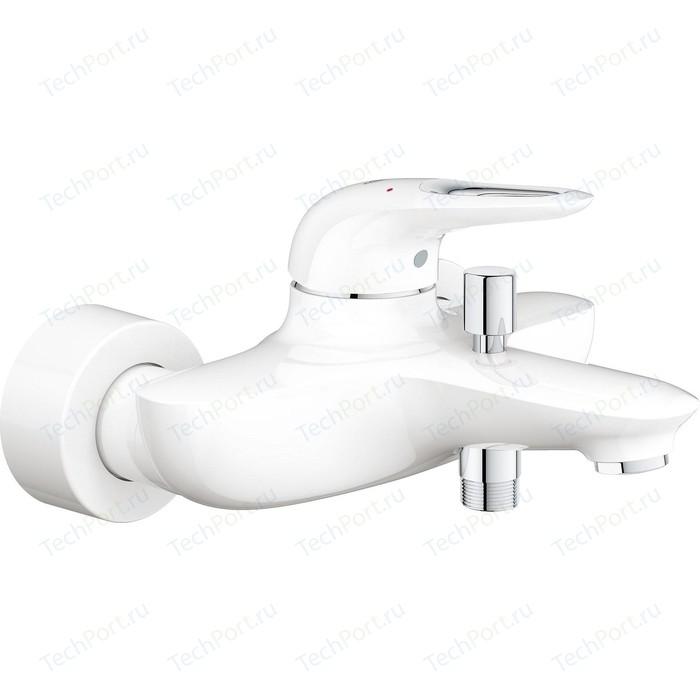 Смеситель для ванны Grohe Eurostyle белый (33591LS3)