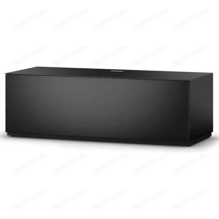 Тумба под телевизор Sonorous ST 130F BLK BLK BS polar a300 blk hr