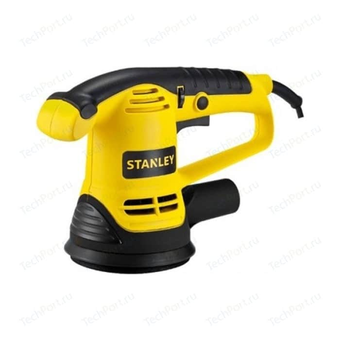 цена на Эксцентриковая шлифмашина Stanley SRS480