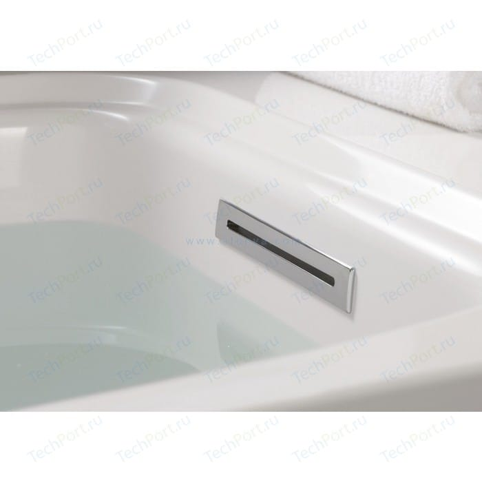 Слив-перелив Jacob Delafon Elite к французским ваннам (E6D071-CP) слив перелив jacob delafon e6d124 cp хром