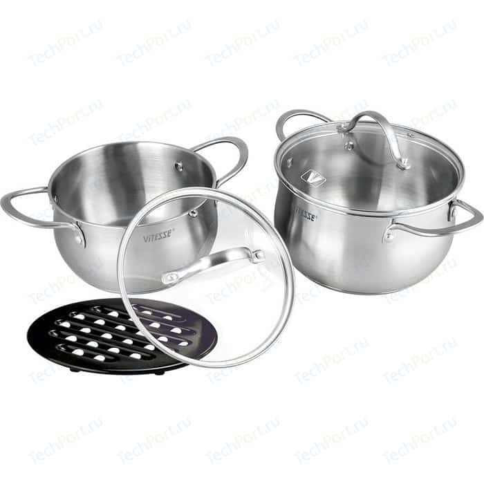 Набор посуды из 5 предметов Vitesse Melanie (VS-2061)