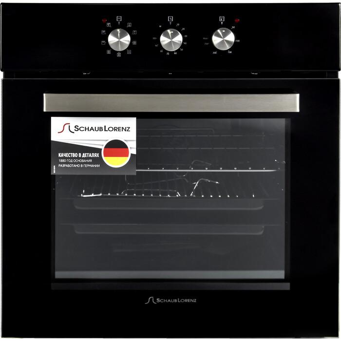 Фото - Электрический духовой шкаф Schaub Lorenz SLB ES6313 встраиваемый электрический духовой шкаф schaub lorenz slb eb 6860