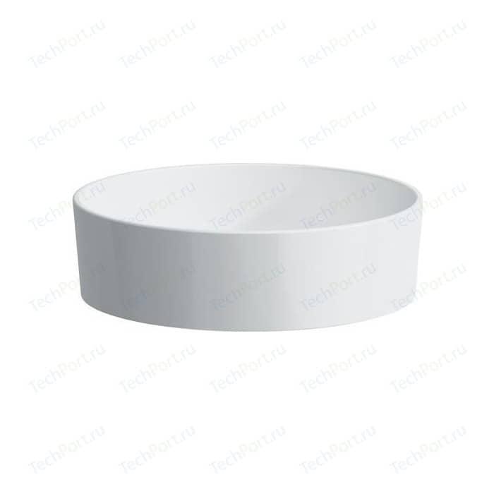 Раковина-чаша Laufen Kartell by d 42 см (8.1233.1.000.112.1)