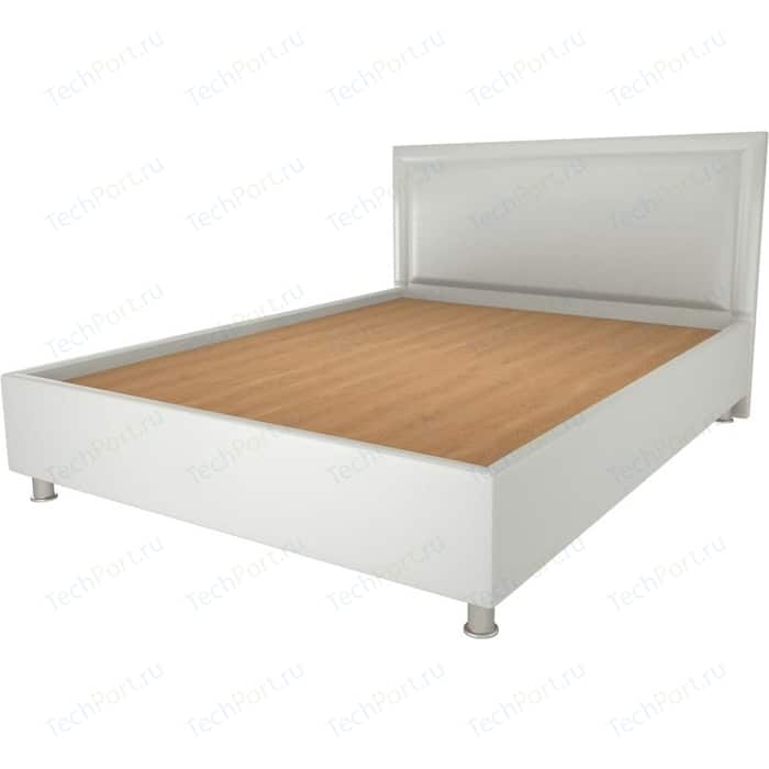 Кровать OrthoSleep Кьянти lite жесткое основание Сонтекс Милк 160х200 кровать orthosleep градо lite жесткое основание сонтекс милк 160х200