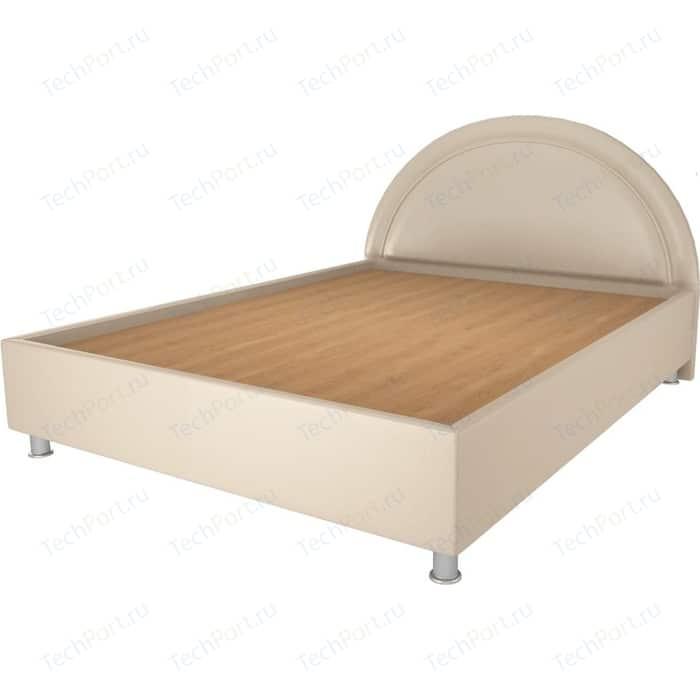 Кровать OrthoSleep Градо lite жесткое основание Сонтекс Беж 180х200