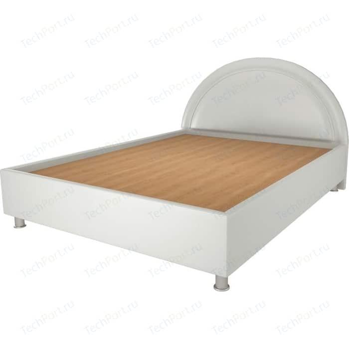 Кровать OrthoSleep Градо lite жесткое основание Сонтекс Милк 200х200 кровать orthosleep градо lite жесткое основание сонтекс милк 160х200