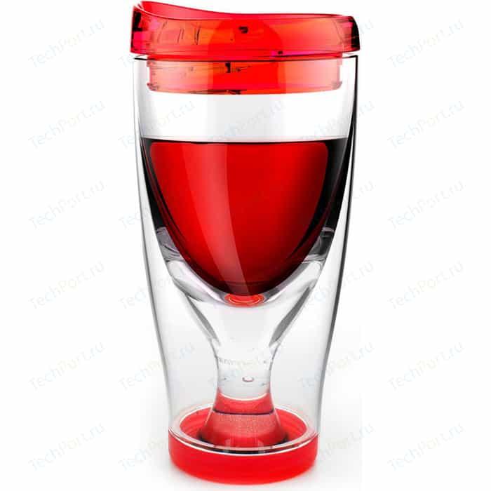 Термокружка 0.48 л Asobu Ice vino 2go красная (IV2G red)