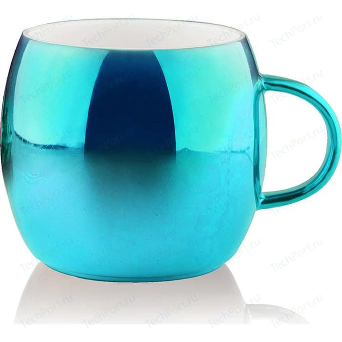 Термокружка 0.38 л Asobu Sparkling mugs голубая (MUG 550 blue)