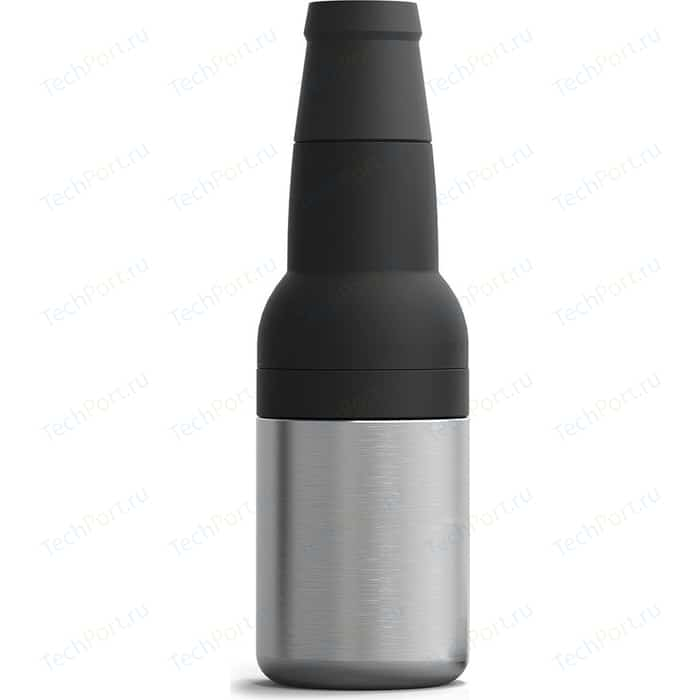 Термоконтейнер для банок и бутылок Asobu Frosty to 2 go chiller стальной (FC2G silver)