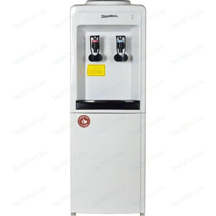 Кулер для воды Aqua Work 0.7-LD/B (белый) кулер для воды aqua work 36tkn white