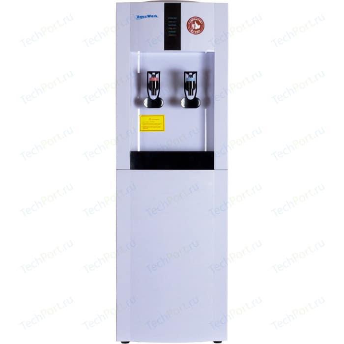 Кулер для воды Aqua Work 16-LD/EN (белый) кулер для воды aqua work 36tkn white