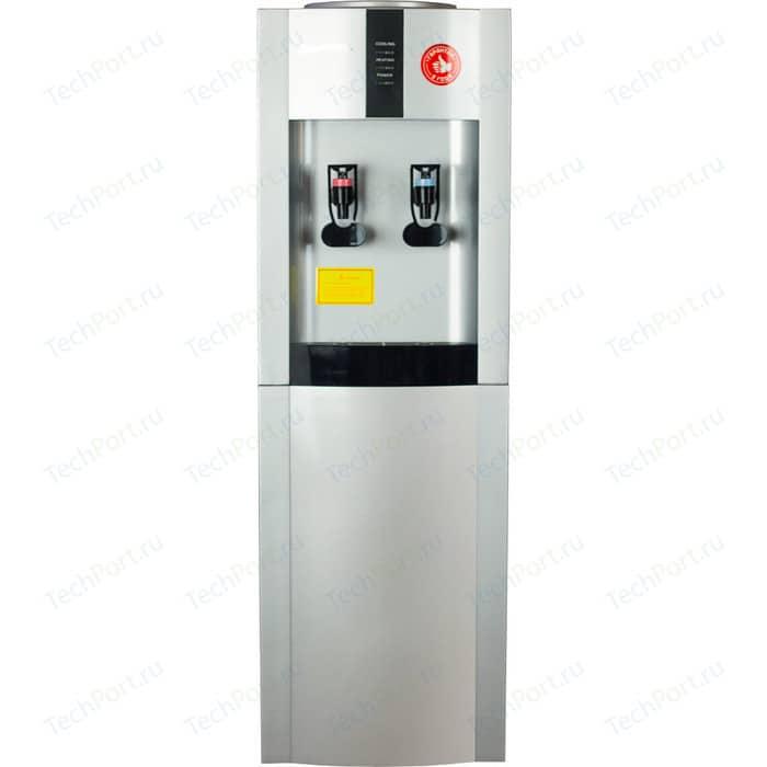 Кулер для воды Aqua Work 16-LD/EN (серебристый)
